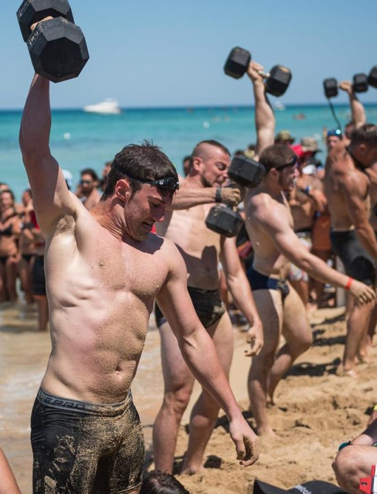 Southern Warriors CrossFit Competition in Puglia