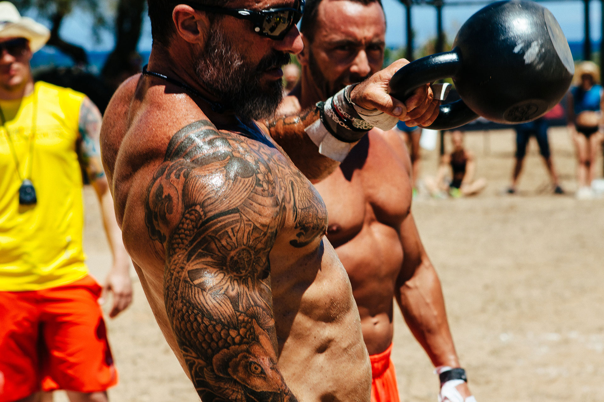 Southern Warriors - CrossFit competition in Puglia - Italy